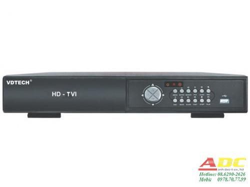 Đầu ghi hình HD-TVI 4 kênh VDTECH VDT-2700TVI/ 1080P